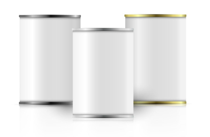 cans without labels