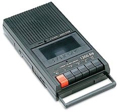 1980 tape recorder, clean attics, Savvy Cleaner