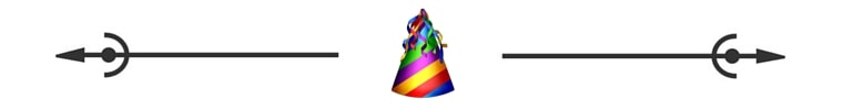 Party Hat spacer Savvy Cleaner