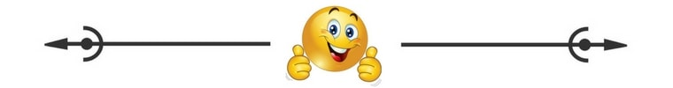 Thumbs Up Smiley Spacer © Savvy Cleaner