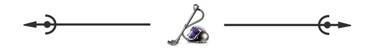 Vacuum spacer Savvy Cleaner