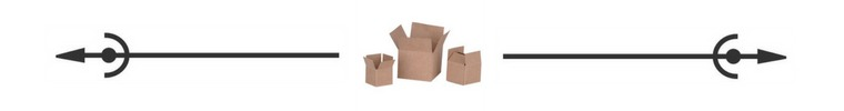 Boxes Spacer Savvy Cleaner