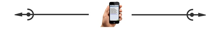 texting spacer Savvy Cleaner
