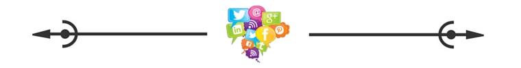 social media spacer SavvyCleaner.com