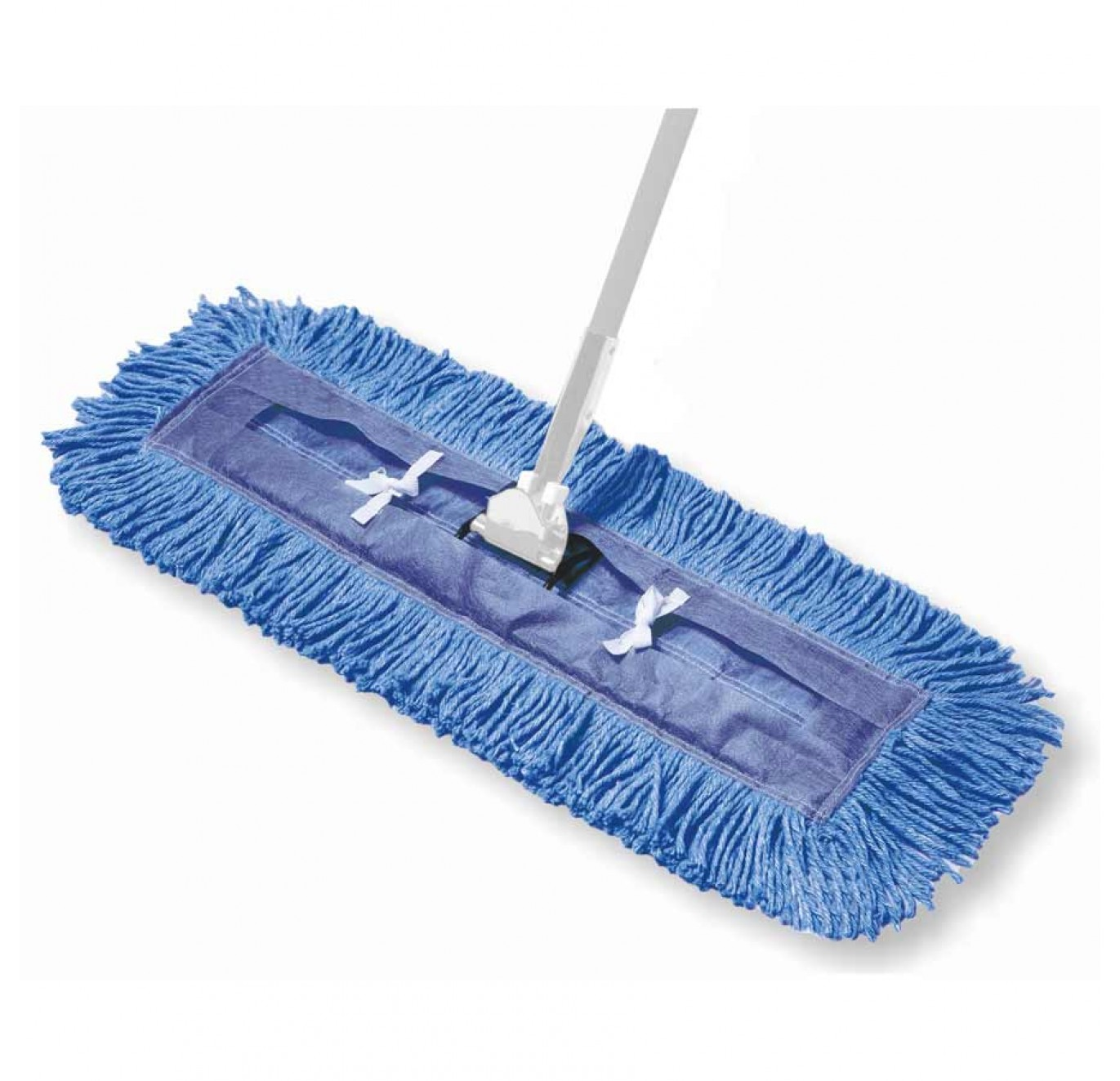 ... client will own a dry mop – use theirs, don't carry one with you