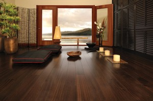 Dull Finish Hardwood Floors