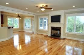 high gloss hardwood floor