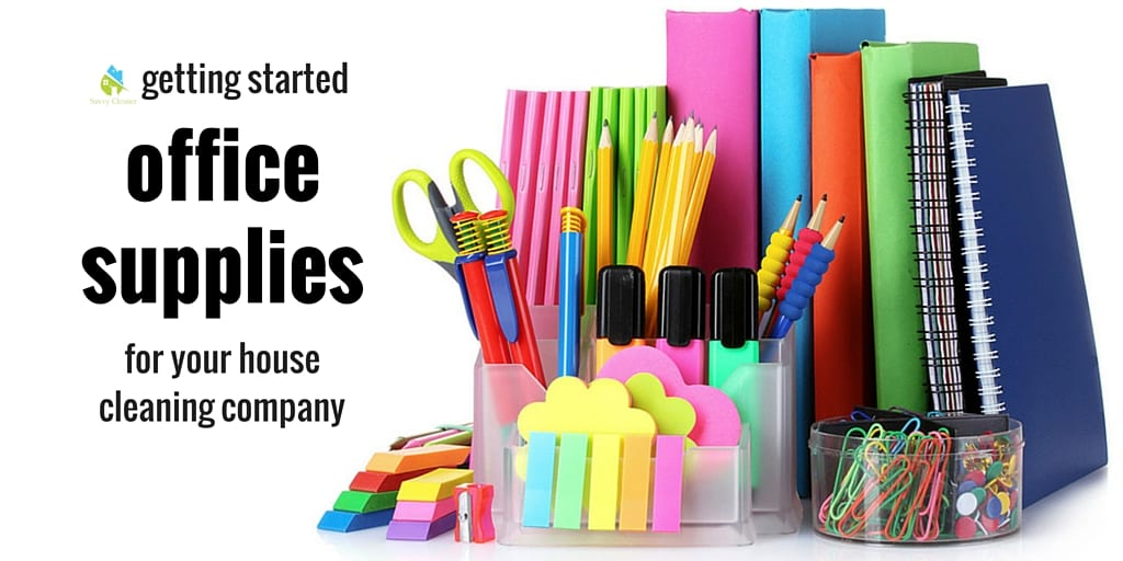 House Cleaning Company Office Supplies Savvycleaner Ask A Cleaner