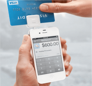 SavvyCleaner.com Payment with Square Swipe