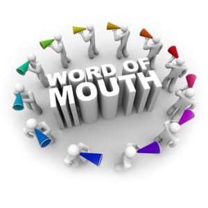 referrals word of mouth via Savvy Cleaner