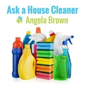 Ask A House Cleaner, Angela Brown, Savvy Cleaner