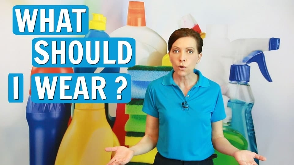 What Should I Wear To Bid A Cleaning Job? (First ...