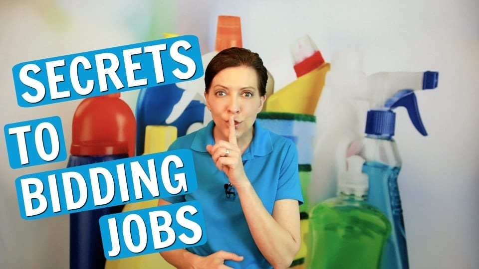 Ask a House Cleaner, Bidding Jobs, Savvy Cleaner