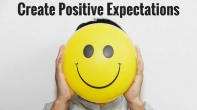 Create Positive expectations, Savvy Cleaner