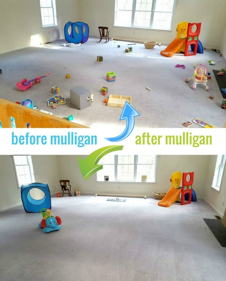Playroom Mulligan by Courtney Morse
