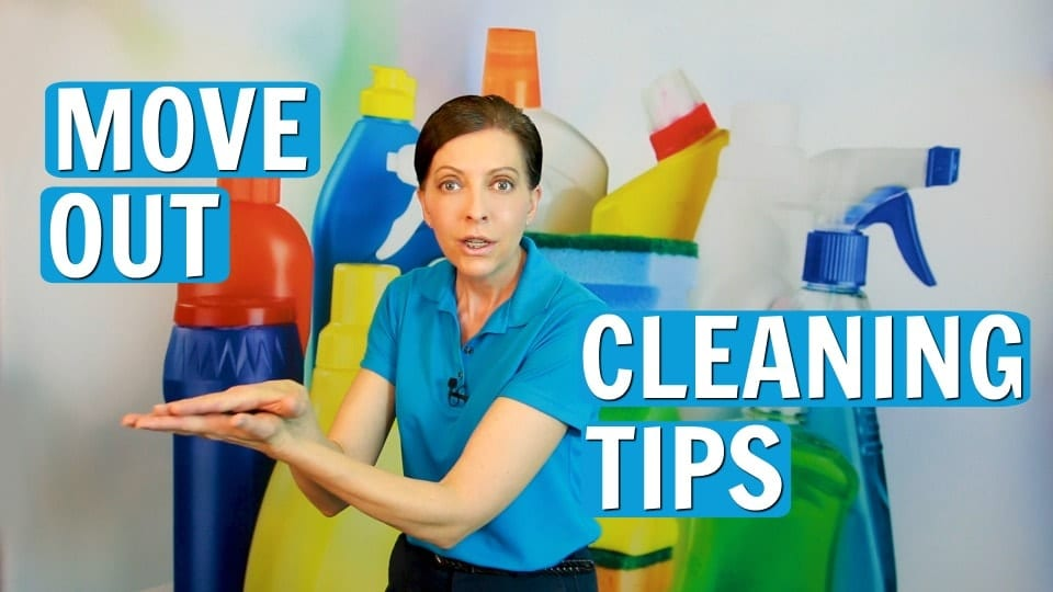 Ask a House Cleaner, Move Out, Savvy Cleaner