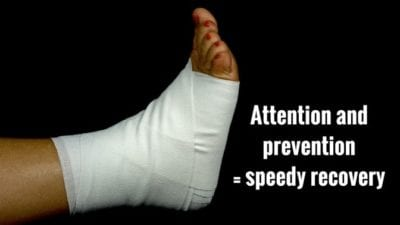 Attention and Prevention = Speedy Recovery to burnout