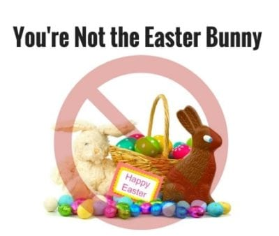 Gift giving should house cleaners bring gifts ask a house cleaner dont give easter gift youre not the easter bunny negle Images
