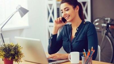Employee calls previous employer