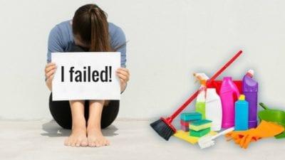 Employee laments business failure