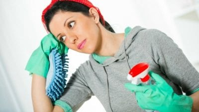 Employee to Employer Maid thinks of starting a cleaning service