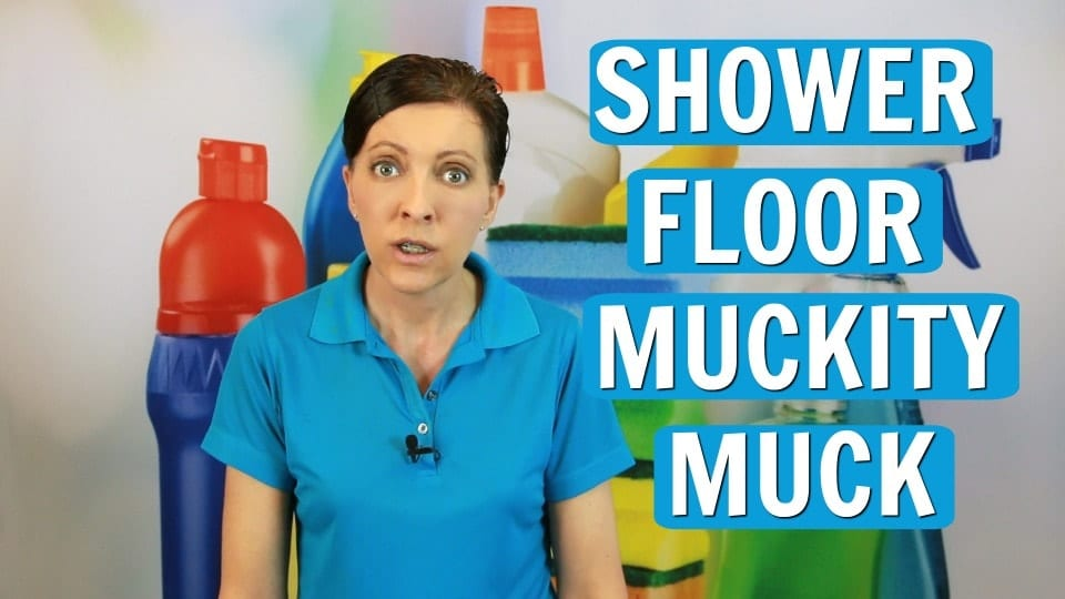 Ask a House Cleaner, Shower Floor, Savvy Cleaner