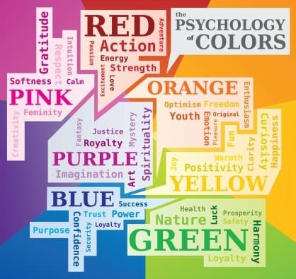 Psychology of Color for Your Business Brand