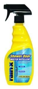 Raix X Shower Door Water Repellent