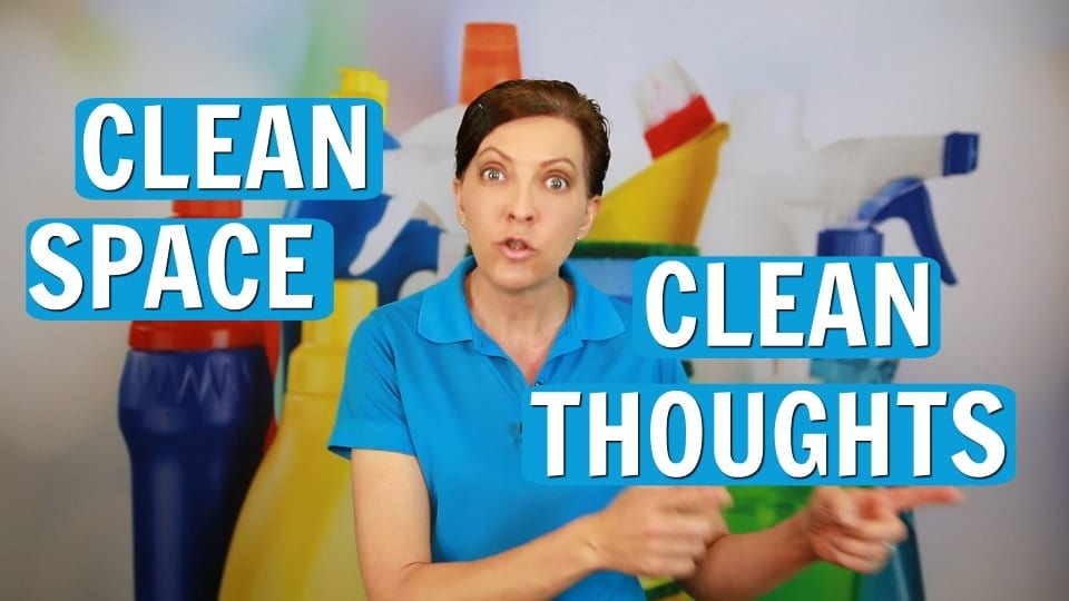 Ask a House Cleaner, Clean Space Clean Thoughts, Savvy Cleaner