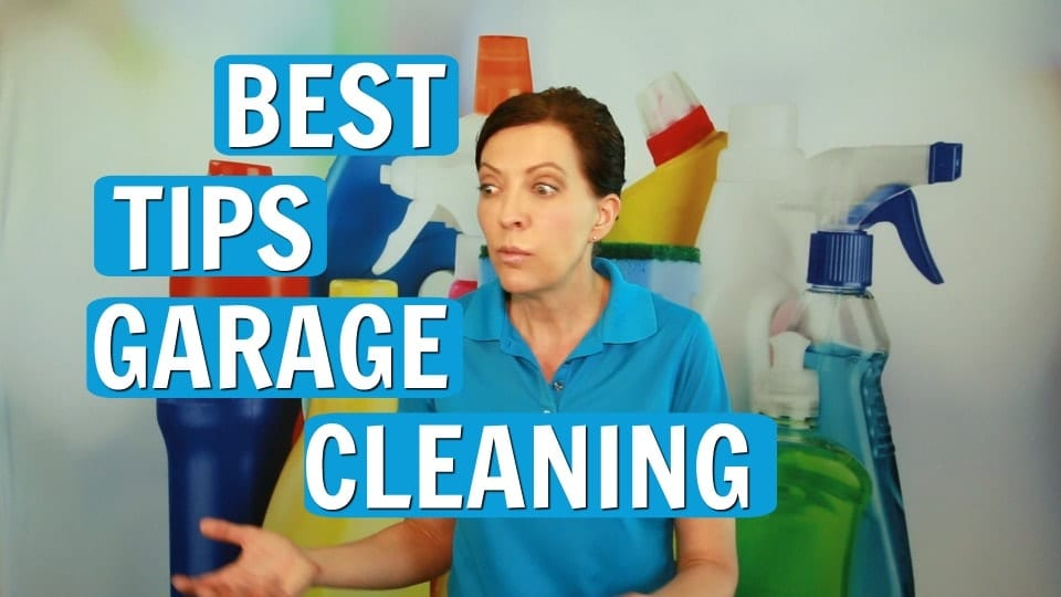 Ask a House Cleaner, Garage Cleaning, Savvy Cleaner