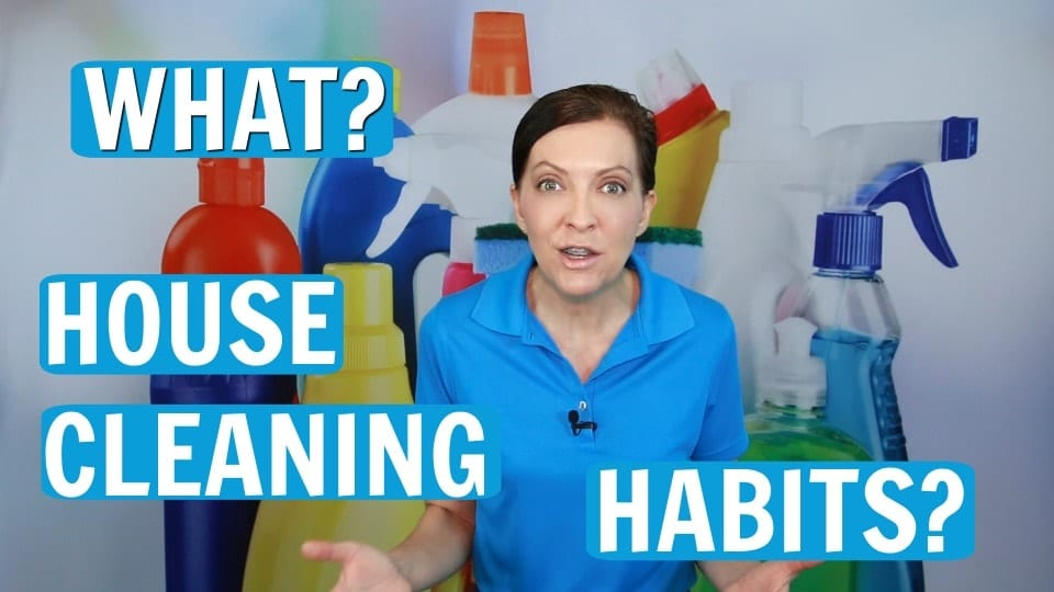 Ask A House Cleaner, Habits of People With Clean Houses, Angela Brown, Savvy Cleaner