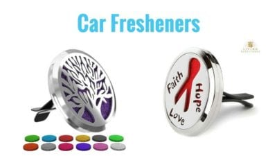 Vent clip, car Air fresheners, odor eliminator