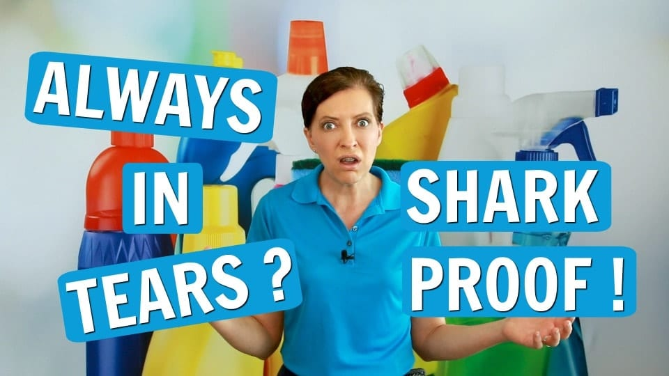 Ask a House Cleaner, Sharkproof, Savvy Cleaner