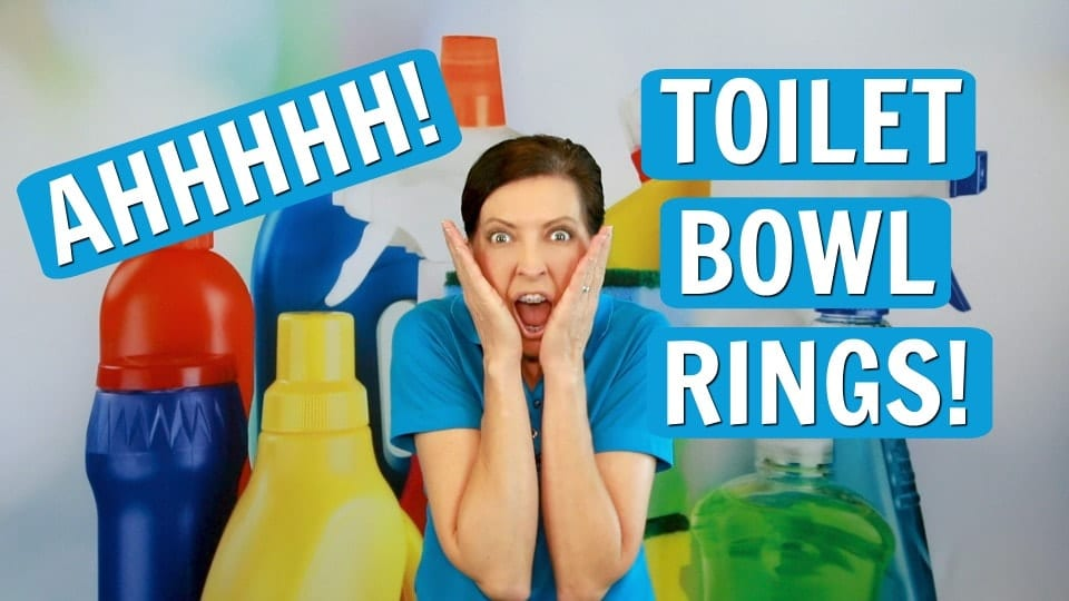 Toilet Bowl Ring 3 Different Types Gt Ask A House Cleaner