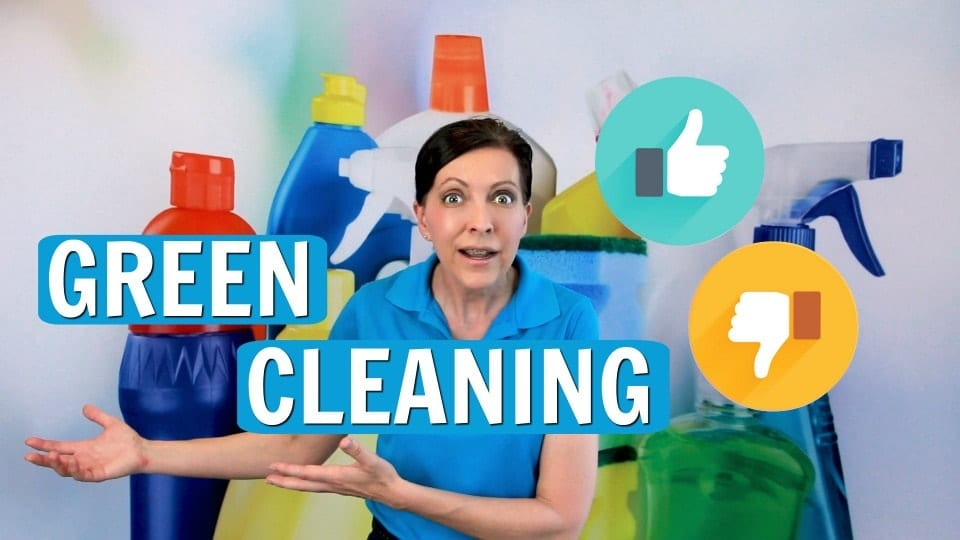 Ask a House Cleaner, Green Cleaning, Savvy Cleaner