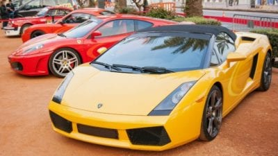 Celebrity Hoarders, expensive cars