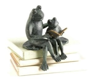 Grief Hoarding, Frog 3