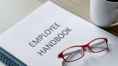 Labor Laws Include Employee Handbook