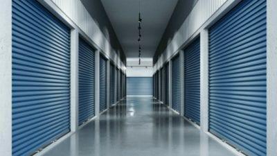 grief hoarding Storage Unit