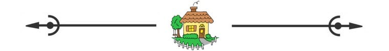 House Cartoon 2 spacer Savvy Cleaner