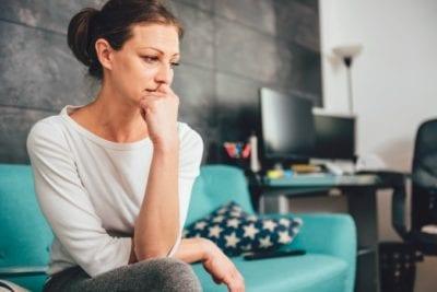 Shark-proof, customer emotionally fragile woman