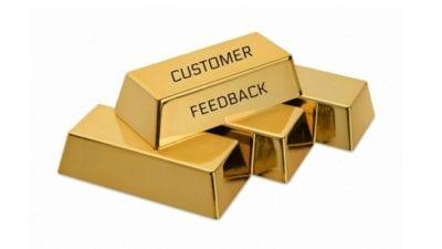 Sharkproof, customer feedback like bars of gold