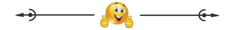 Thumbs Up Smiley spacer Savvy Cleaner