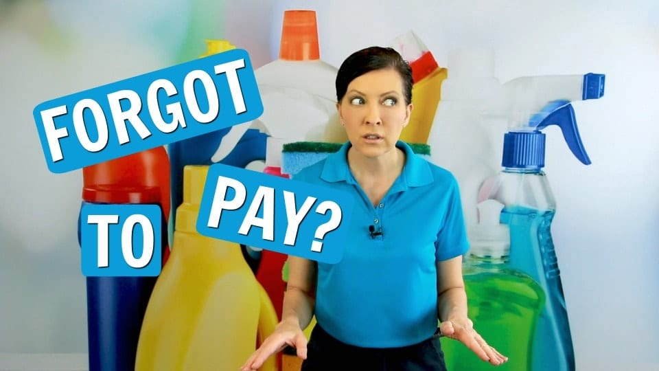 Ask a House Cleaner, Client Doesn't Pay, Savvy Cleaner