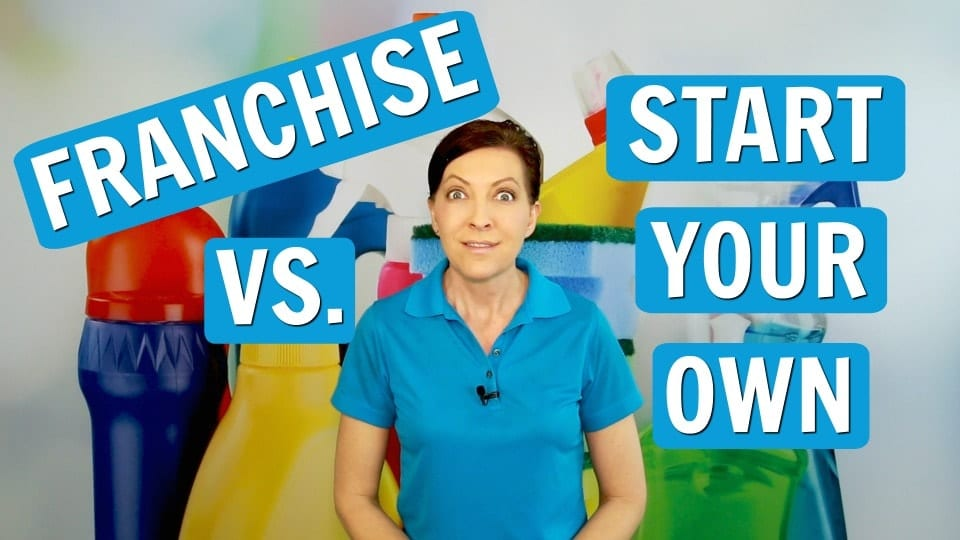 how to start a cleaning franchise
