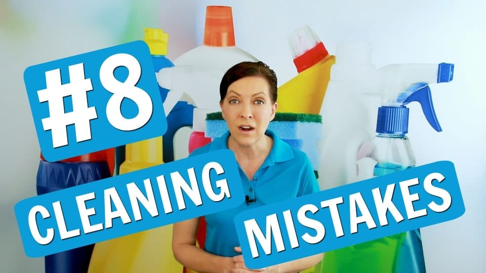 Ask a House Cleaner, Cleaning Mistakes, Savvy Cleaner
