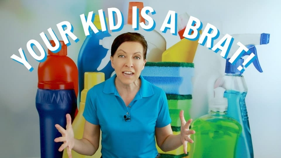 Ask a House Cleaner, Brat Child, Savvy Cleaner