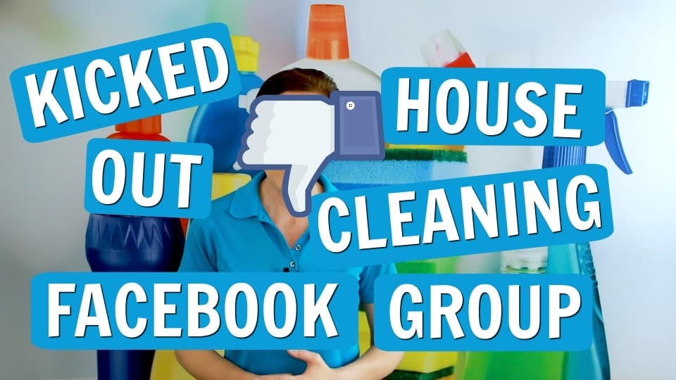 Ask a House Cleaner, Kicked Out, Savvy Cleaner