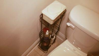Cleaning Mistakes Stuff Around Toilet