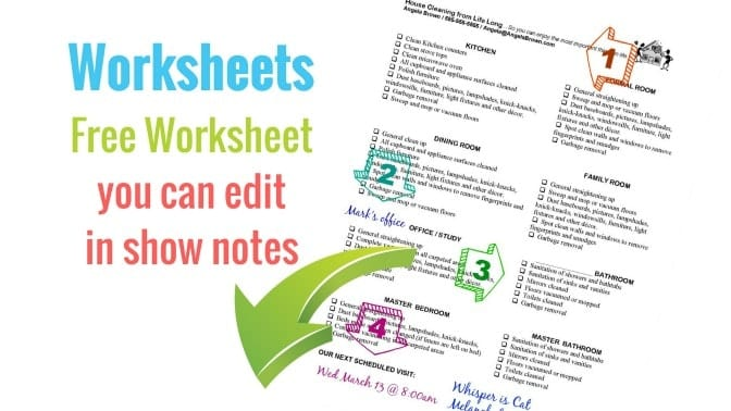 Free Worksheet You Can Edit Client Doesn't Pay